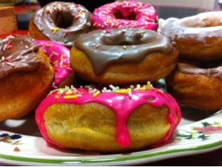 Donuts auténticos