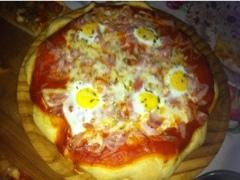 Pizzas y mi primer Premio!!